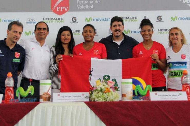 Luizomar já tem data para estrear na seleção do Peru