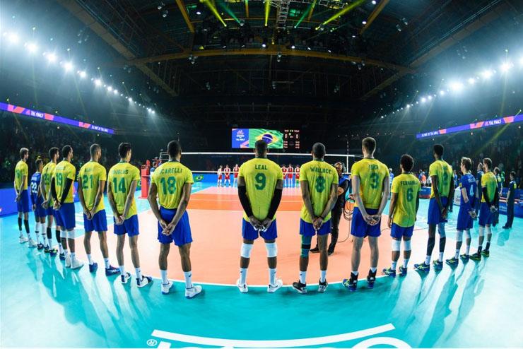 Brasil precisa vencer o Irã para ir à semi da Liga das Nações