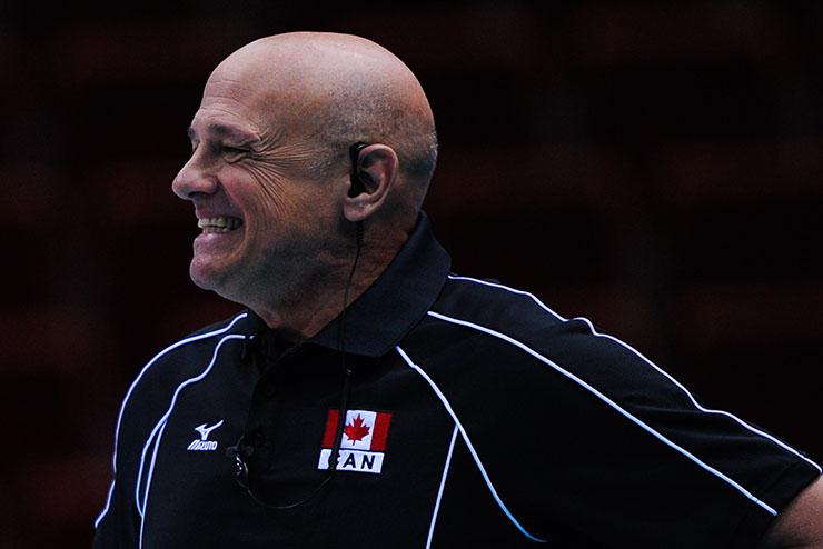 Técnico do Canadá teme volume de jogo argentino na luta pela vaga olímpica