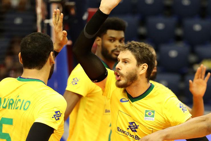 A seleção masculina do Brasil vai ser classificar para os Jogos de Tóquio?