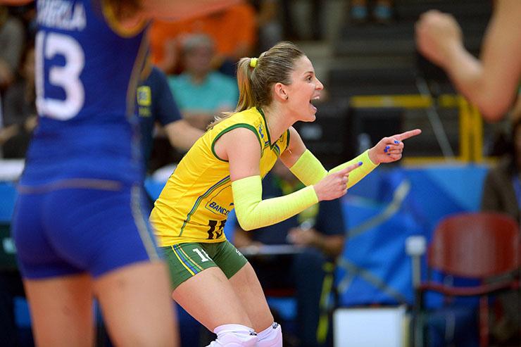 O Campeonato Sul-Americano feminino vem aí