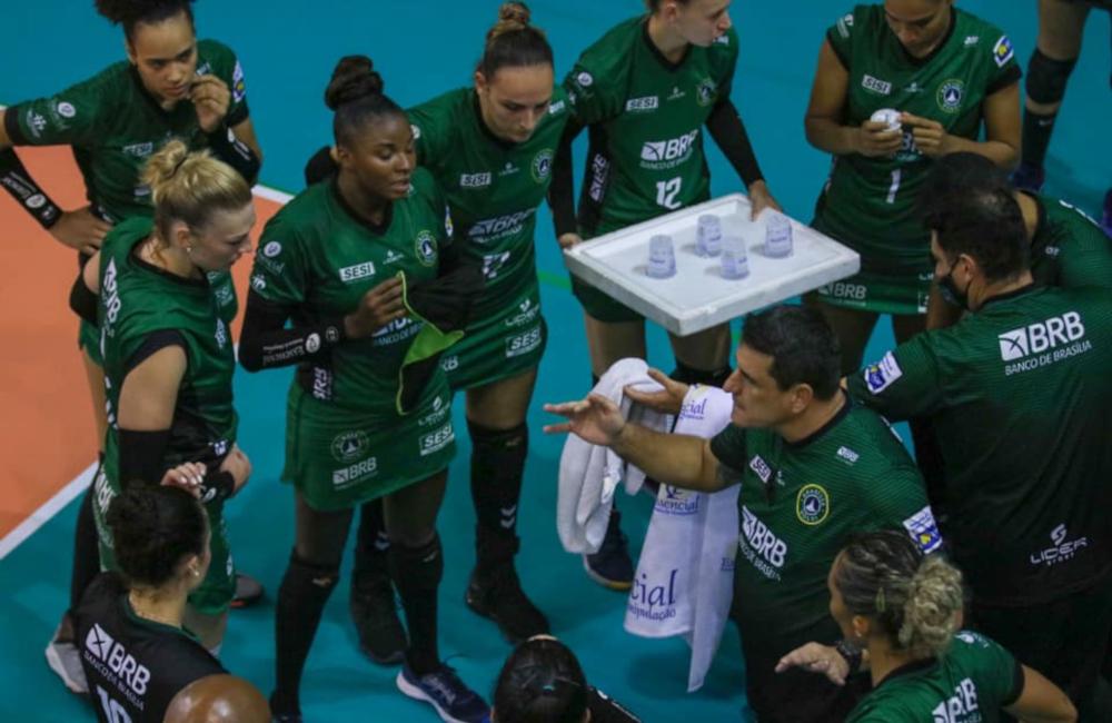 Brasília Superliga 2020/21 Vôlei feminino