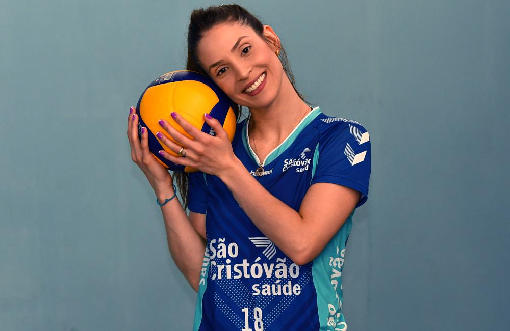 Camila Brait Osasco Superliga 2020/21 Vôlei feminino