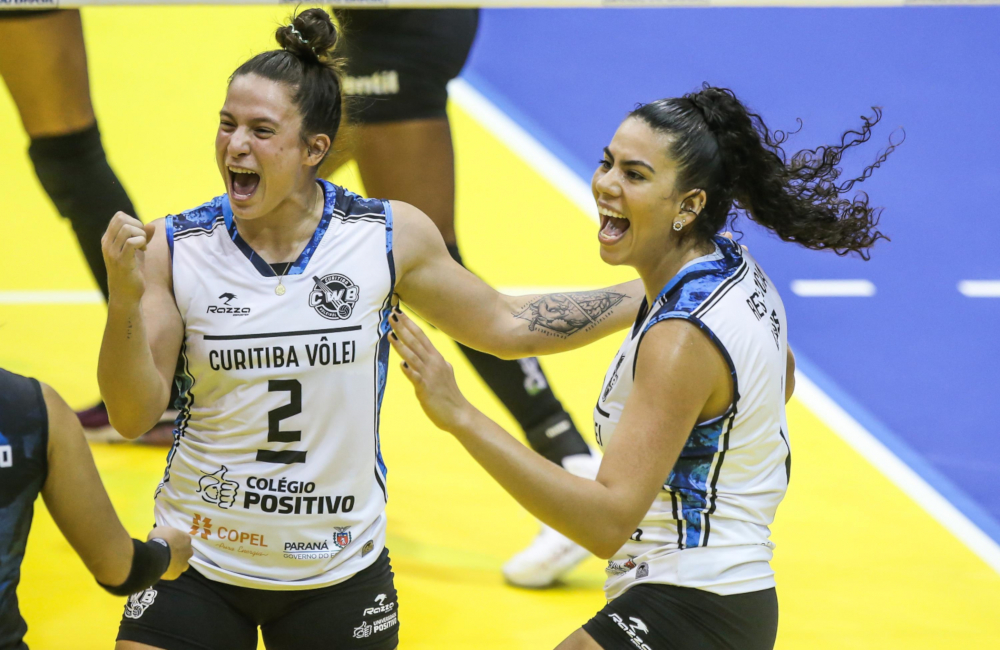 Curitiba Bruninha Copa Brasil 2020 Vôlei feminino