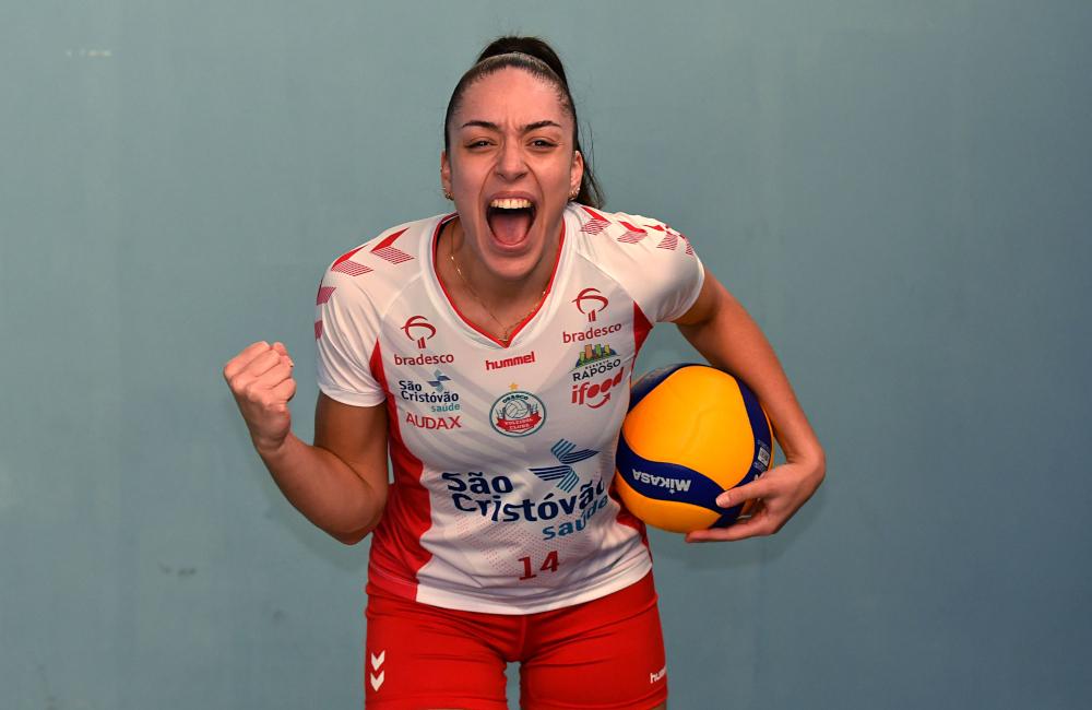 Gabi Cândido Osasco Superliga Feminina 2020/21