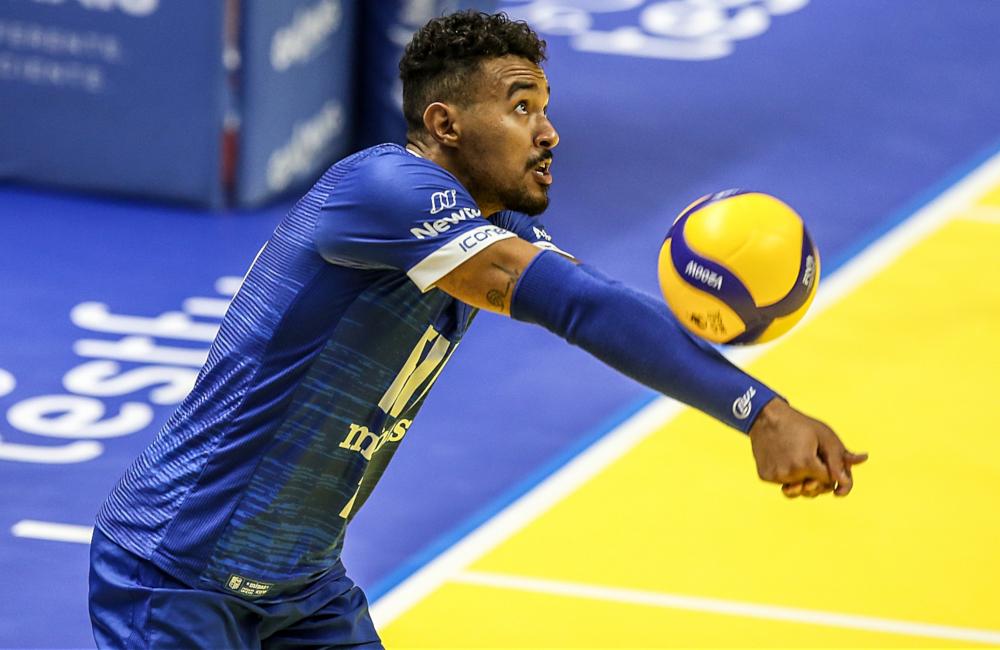 Maique Minas Copa Brasil Vôlei masculino