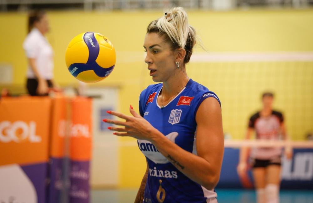 Sesi Bauru Itambé/Minas Copa Brasil 2021 Vôlei feminino