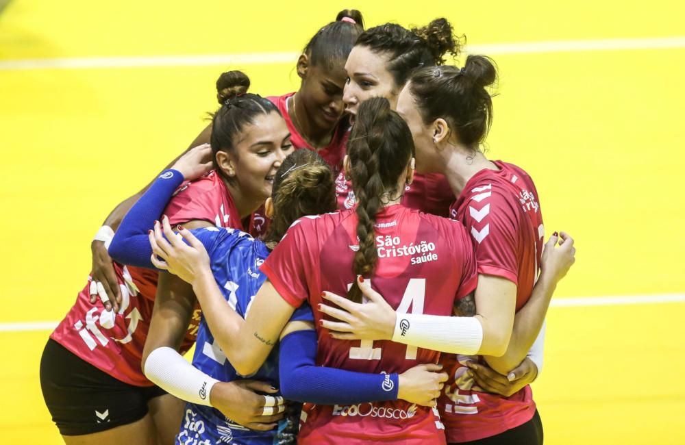 Osasco Curitiba Vôlei feminino Copa Brasil 2020 Bruninha Roberta