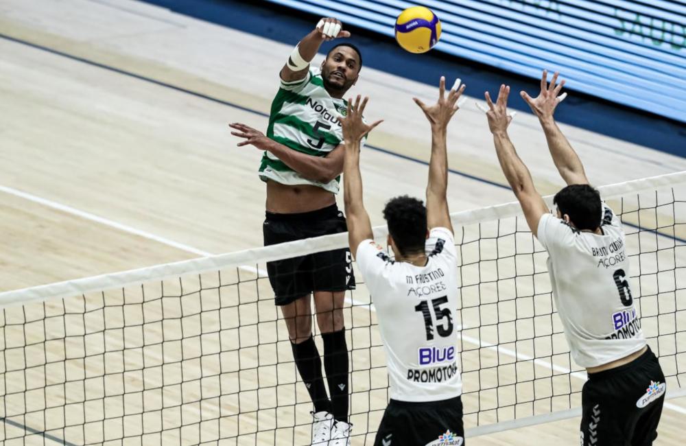 Paulo Victor Brasileiros Europa Sporting