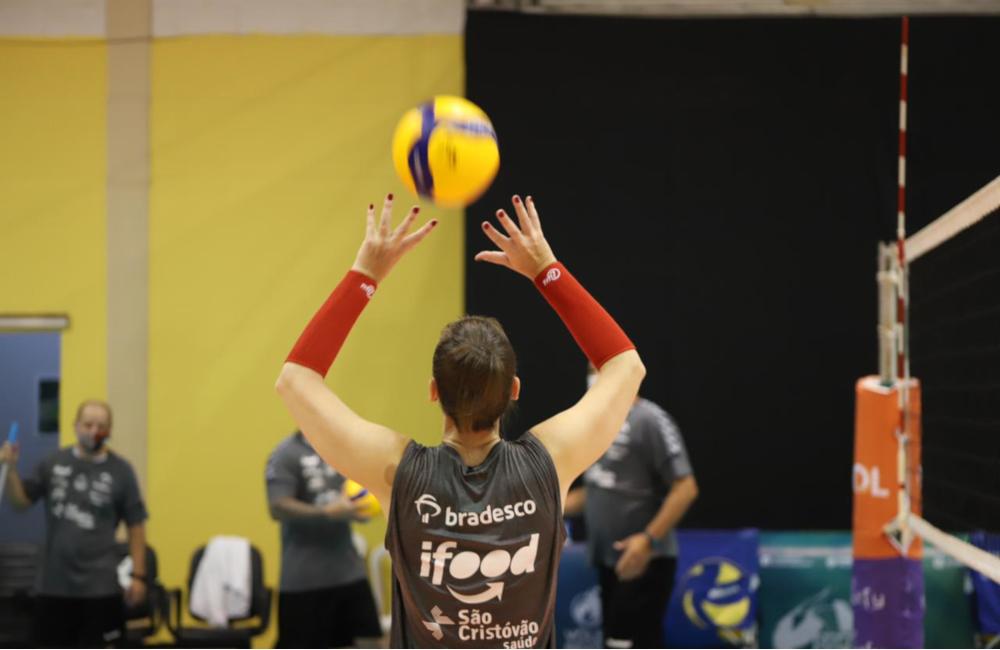 Roberta Osasco Vôlei feminino Superliga 2020/21