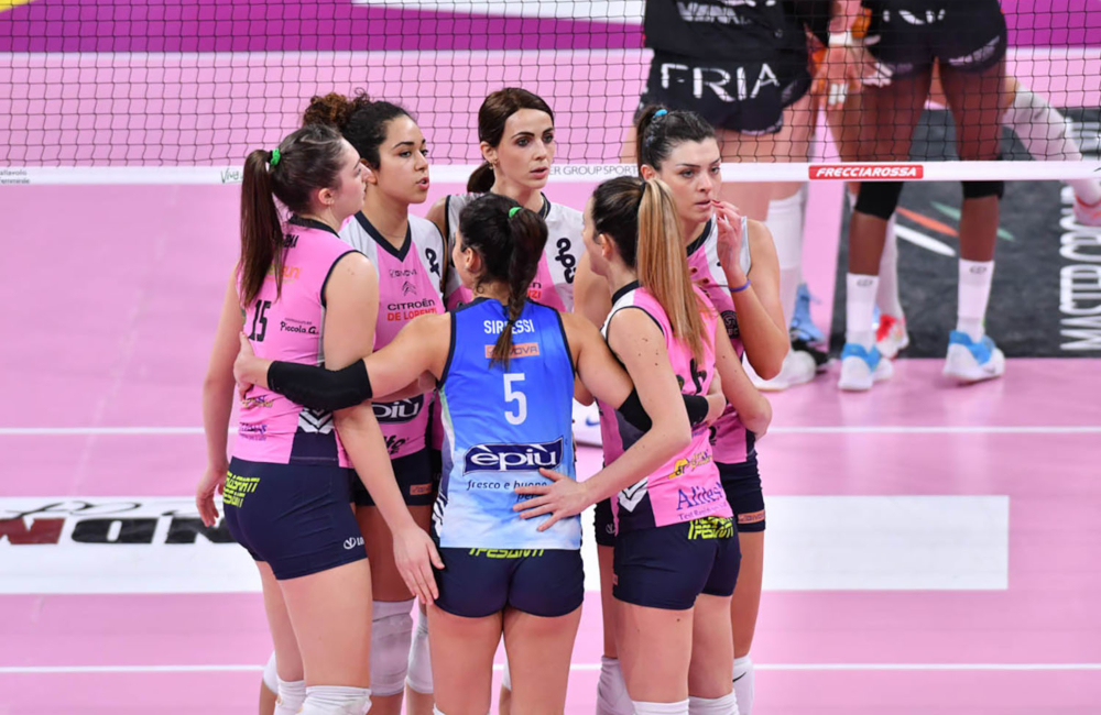 Rosamaria Liga Italiana Vôlei feminino