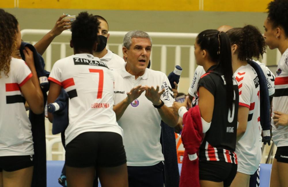 São Paulo/Barueri Zé Roberto Guimarães Superliga 2020/21 Vôlei feminino