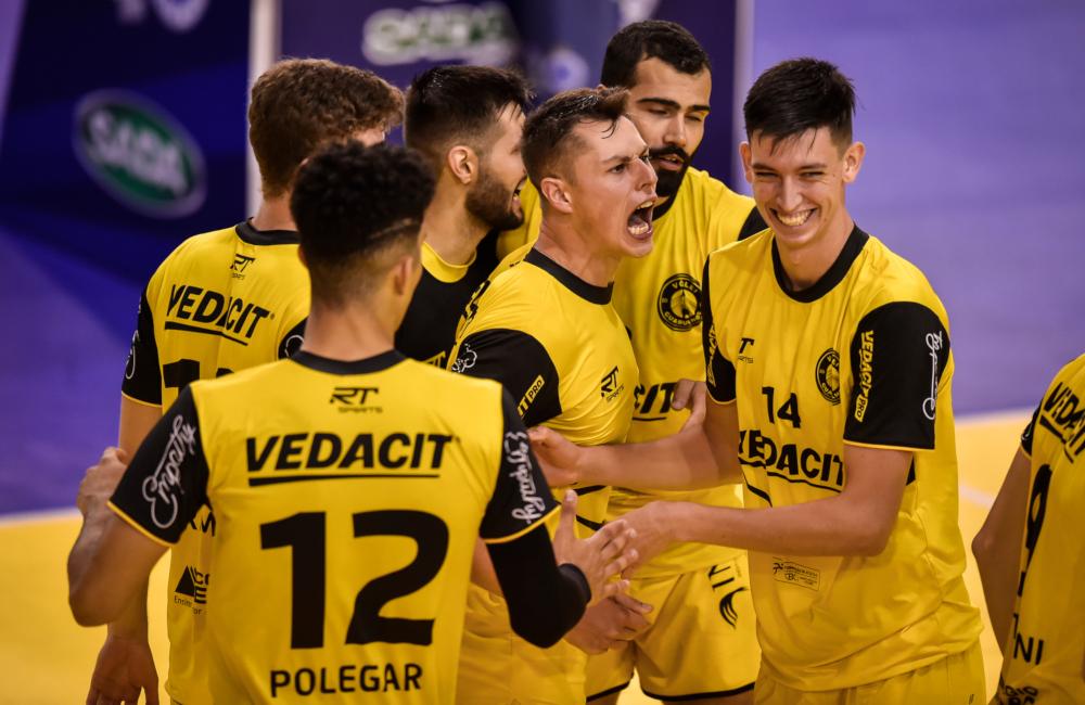 Vedacit Guarulhos Vôlei masculino Superliga 2020/21