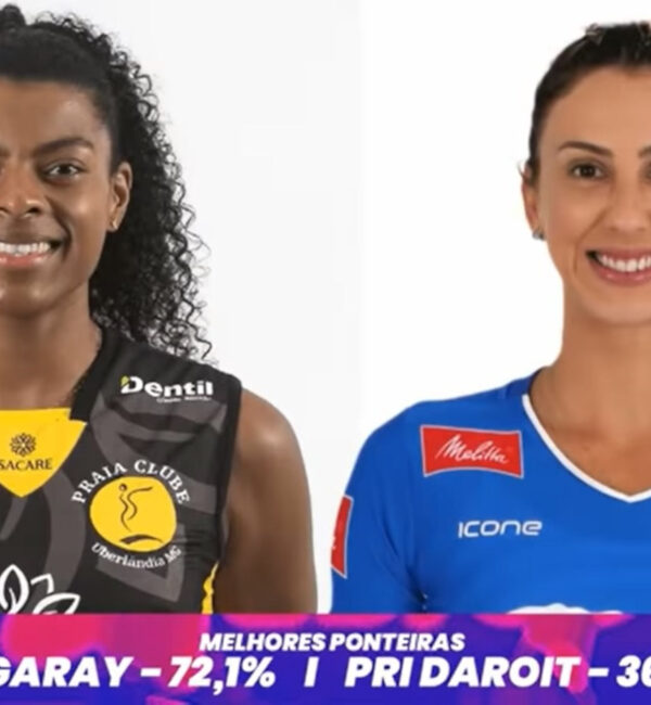 Fernanda Garay e Pri Daroit