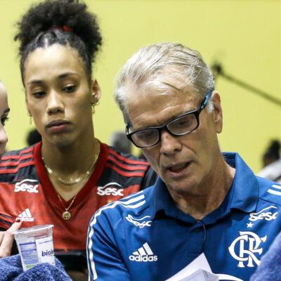 Sesc Flamengo Bernardinho