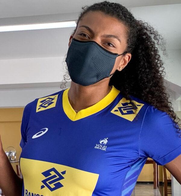 Fernanda Garay - Seleção Brasileira