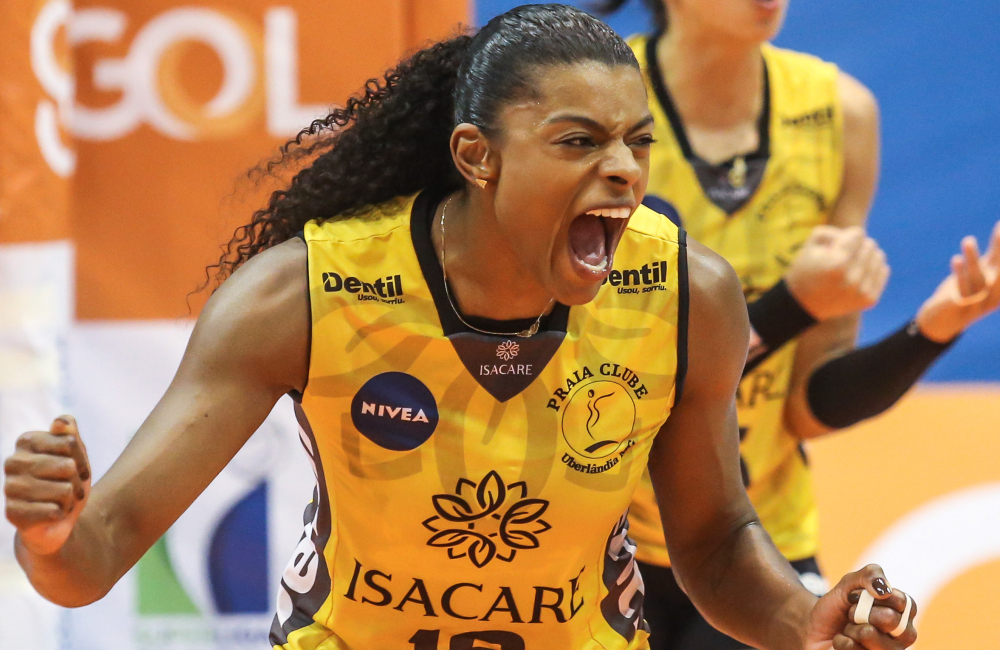 Fernanda Garay Seleção Brasileira