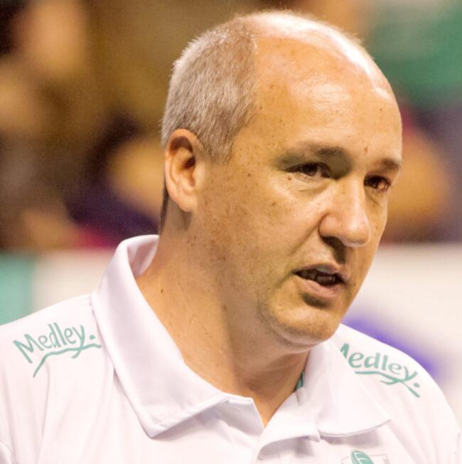 Marcos Pacheco está de volta ao Vôlei Renata