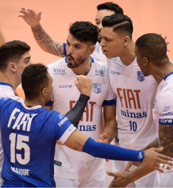 Minas na final da Superliga masculina 2020/21
