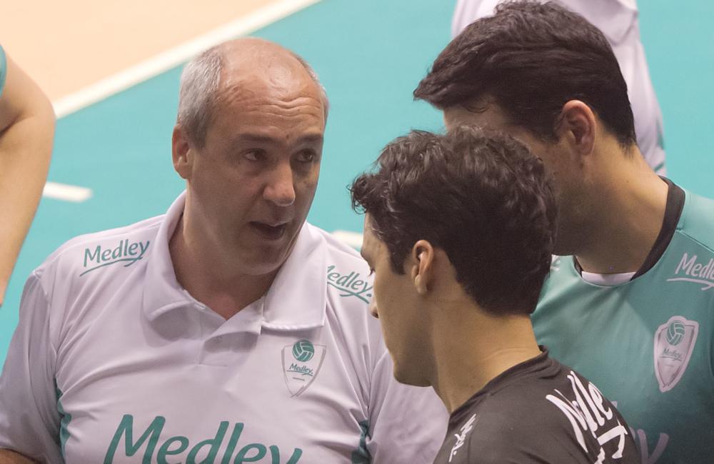 Pacheco comandou o projeto campineiro na temporada 12_13