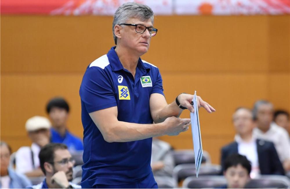 Renan Dal Zotto Seleção Brasileira Masculina