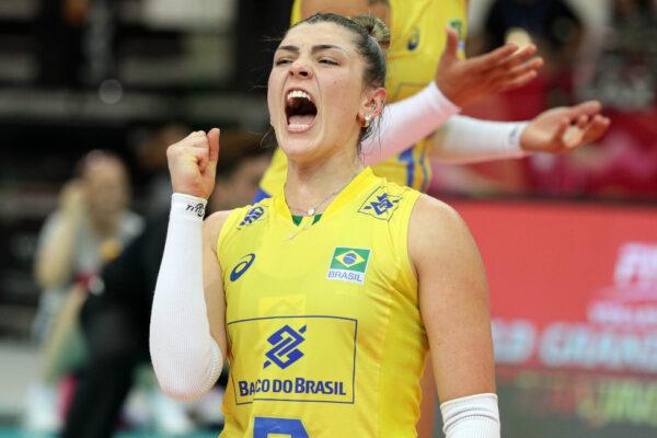 Rosamaria Seleção Brasileira