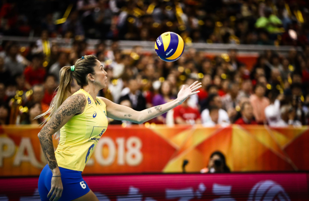 Thaisa aposentadoria seleção brasileira