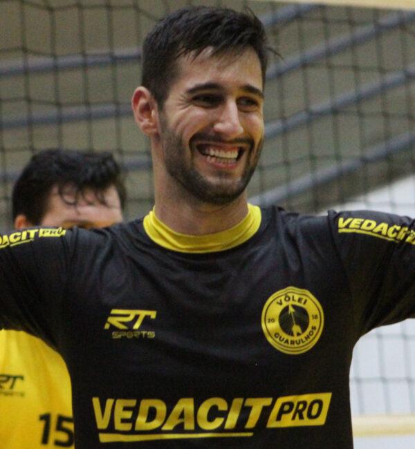 Alê Elias Vedacit Guarulhos Vôlei Renata