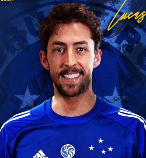 Lucas Lóh de volta ao Sada Cruzeiro