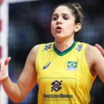 Natália Lesão Seleção Brasileira VNL