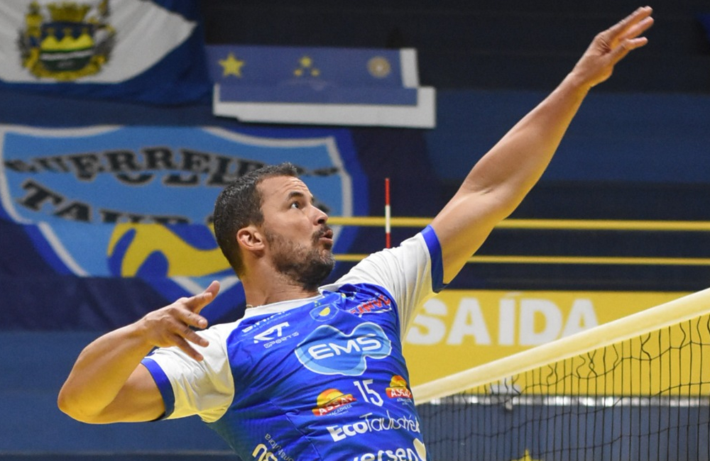 Riad Taubaté Trentino Champions League